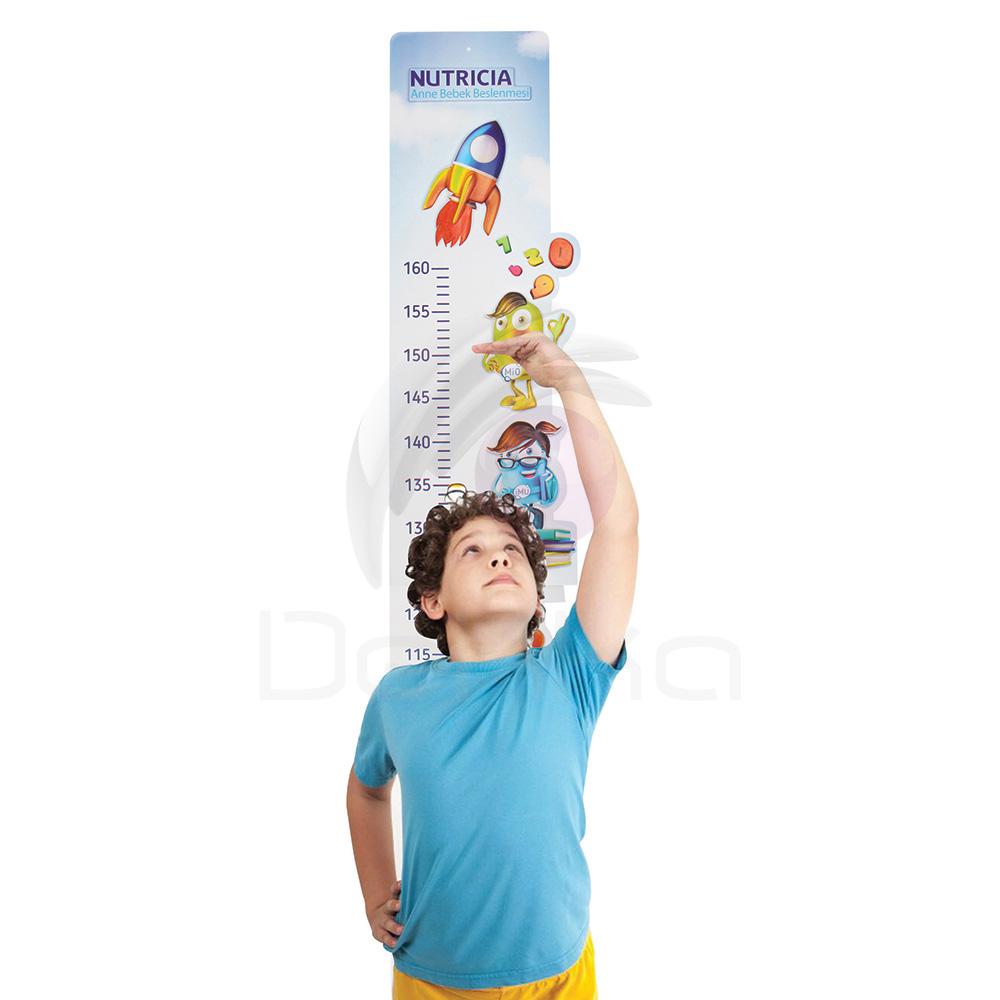 Promosyon PVC Boy Ölçer